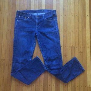 AG ADRIANO GOLDSCHMEID Skinny Jeans Sz 30R